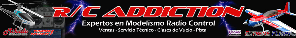 R/C Addiction Tienda On Line