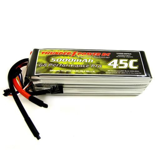 5000 6S G8 Performance Pro 45C