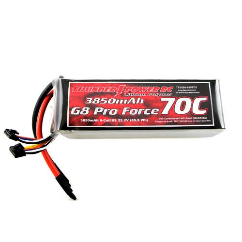 3850 4S G8 Pro Force 70C