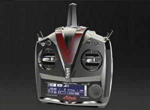 Radio VBar Control